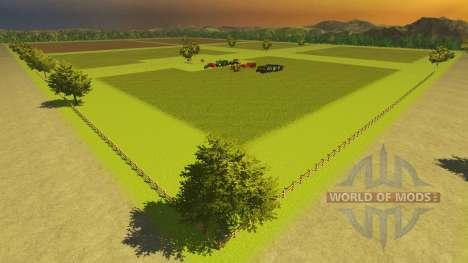 Grunland para Farming Simulator 2013