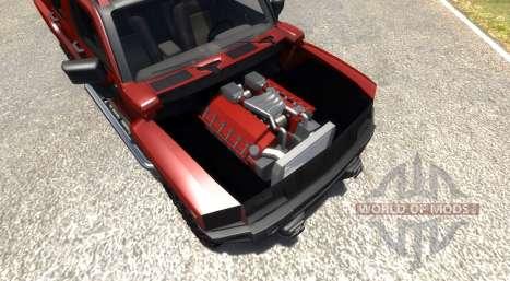 Hummer H3 para BeamNG Drive