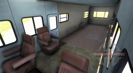 Fleetwood Bounder 31ft RV 1986 para BeamNG Drive