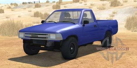 Toyota PreRunner para BeamNG Drive