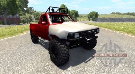 Toyota PreRunner Off-Road para BeamNG Drive