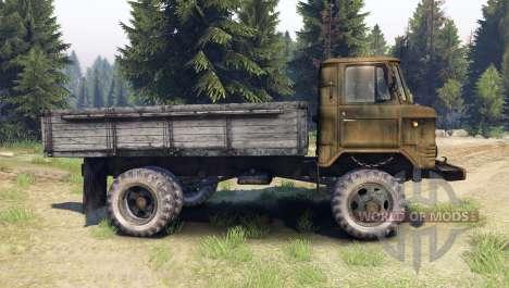 GAS-SAZ-3511-66 para Spin Tires
