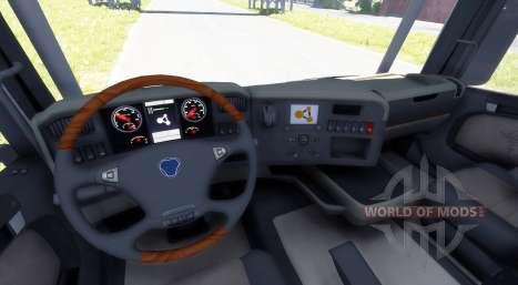 Scania 8x8 heavy utility truck para BeamNG Drive