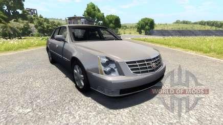 Cadillac DTS para BeamNG Drive