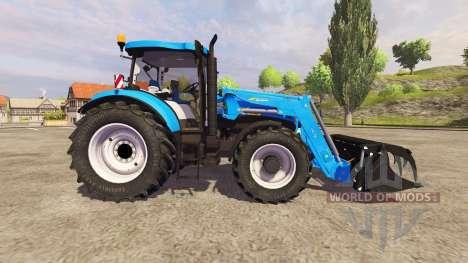 New Holland T7040 FL para Farming Simulator 2013