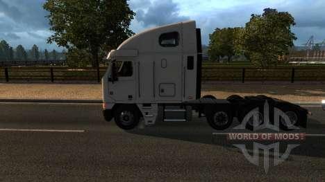 Freightliner Argosy para Euro Truck Simulator 2