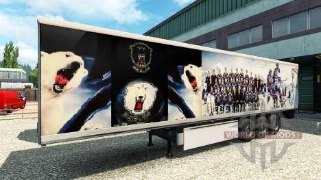 Berlin Polarbears para Euro Truck Simulator 2