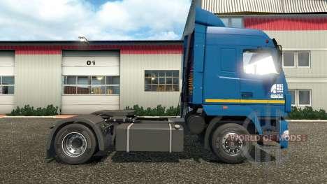 MAZ 5440 A9 para Euro Truck Simulator 2