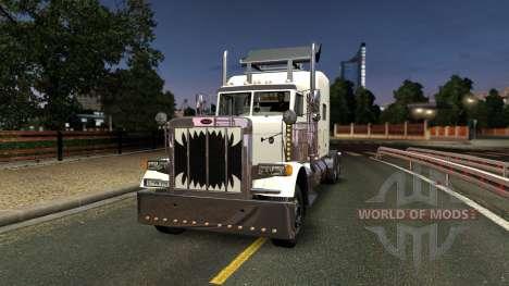 Peterbilt 379 CAT para Euro Truck Simulator 2