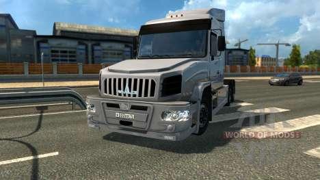 MAZ 6440 para Euro Truck Simulator 2