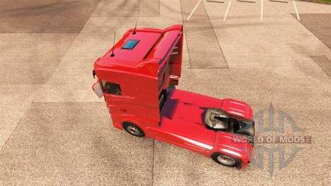 Scania R1000 Concept v3.5 para Euro Truck Simulator 2