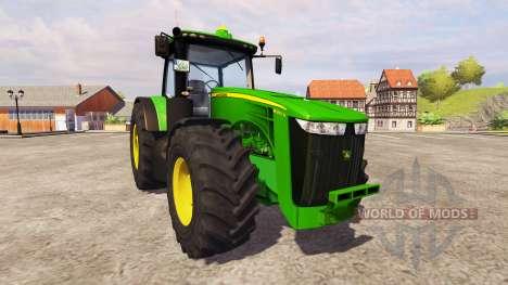 John Deere 8360R v1.5 para Farming Simulator 2013