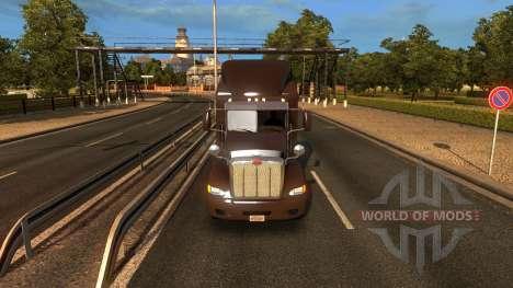 Peterbilt 386 para Euro Truck Simulator 2