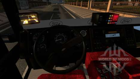 Ford Cargo 2520 para Euro Truck Simulator 2