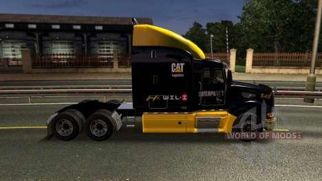 Peterbilt 386 Deluxe Edition para Euro Truck Simulator 2