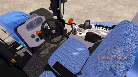 New Holland T6080PC para Farming Simulator 2013
