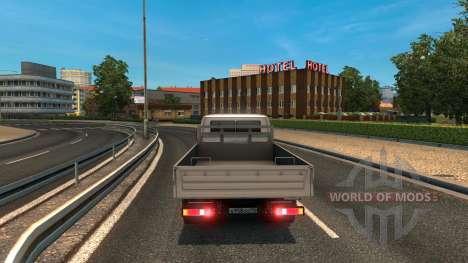 GAS 3302 para Euro Truck Simulator 2
