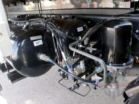 El sonido de los frenos de aire para Euro Truck Simulator 2