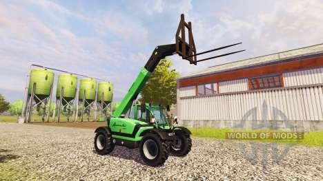 Horquilla bale v2.0 para Farming Simulator 2013