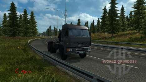 KamAZ-6460 para Euro Truck Simulator 2