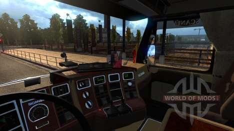 Scania 143M 3.2 para Euro Truck Simulator 2