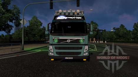 Volvo FM13 BDF para Euro Truck Simulator 2
