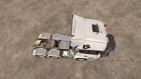 Scania R730 Topline v2.0 para Farming Simulator 2013