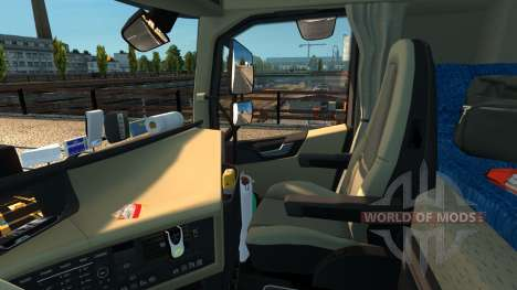 Volvo FH4 540 para Euro Truck Simulator 2