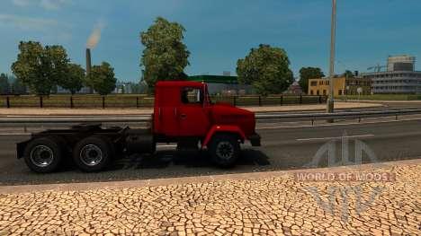 Kraz 6443 para Euro Truck Simulator 2