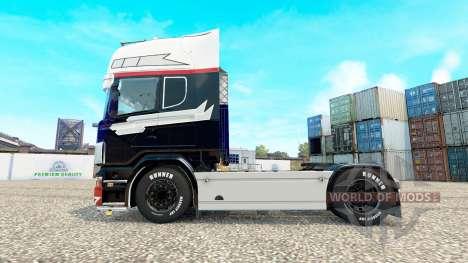 Scania R 2008 para Euro Truck Simulator 2