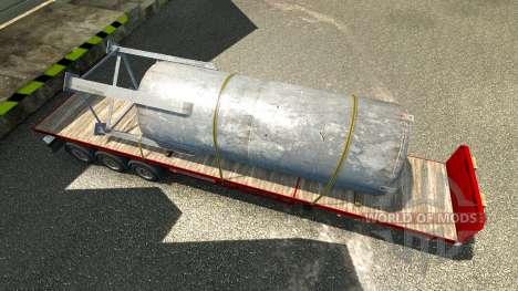 Semi Repintado para Euro Truck Simulator 2