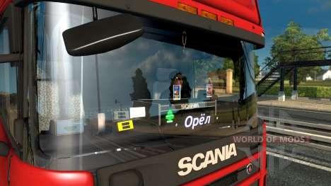 Scania 4 v1.0 para Euro Truck Simulator 2
