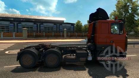 MAZ 6422M para Euro Truck Simulator 2