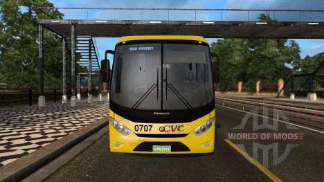 EAA Bus V1.5.1 para Euro Truck Simulator 2