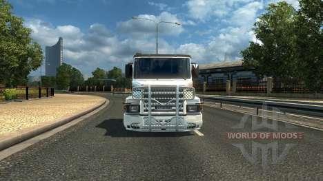 Scania 112H Intercooler para Euro Truck Simulator 2