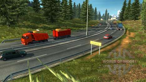 Día eterno para Euro Truck Simulator 2