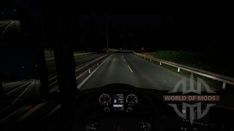 El cambio de clima para Euro Truck Simulator 2