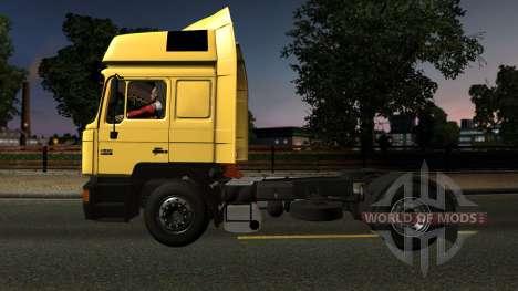MAN F2000 para Euro Truck Simulator 2