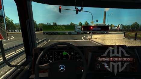Mercedes-Benz 1853 para Euro Truck Simulator 2