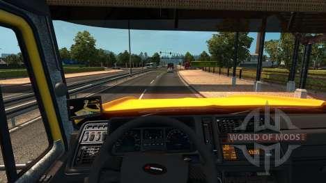 Ural 6464 para Euro Truck Simulator 2