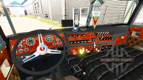 Kenworth K100 v2.2 para Euro Truck Simulator 2