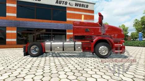 Scania R999 V8 para Euro Truck Simulator 2