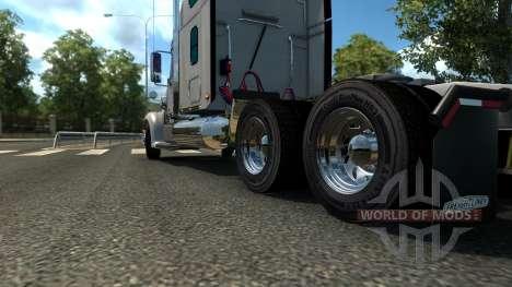Freightliner Coronado para Euro Truck Simulator 2