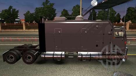 Kenworth K100 Long Frame para Euro Truck Simulator 2