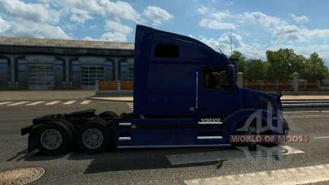 Volvo VNL 670 para Euro Truck Simulator 2