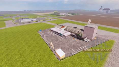 Kansas v1.1 para Farming Simulator 2013