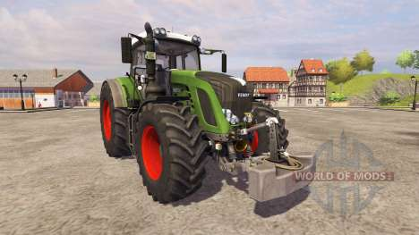 Fendt 936 Vario [fixed] para Farming Simulator 2013