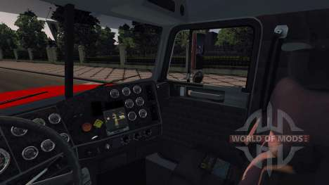 Freightliner FLD 120 4x2 para Euro Truck Simulator 2