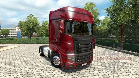 Scania R700 v2.2 para Euro Truck Simulator 2