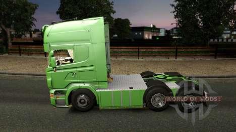 Scania R620 Bring 2.0 para Euro Truck Simulator 2